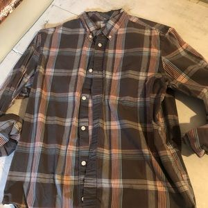 GAP Lived in Button Down EUC
